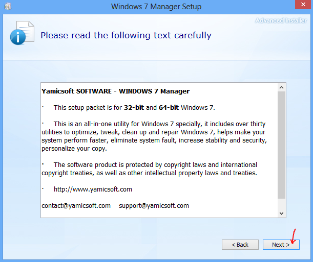 Windows 7 manager 4.2.9 final with activator karanpc