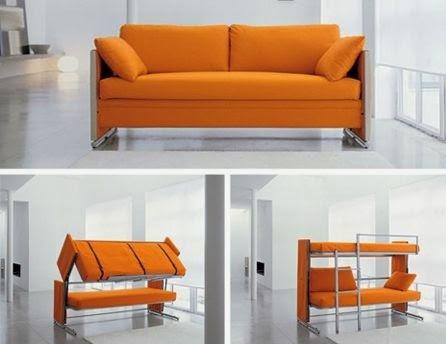 Muebles Multifuncionales Para Espacios Pequeños