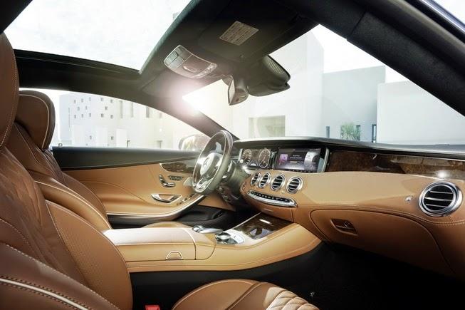 Cho thuê xe cưới VIP Mercedes S500