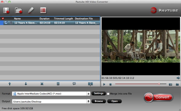 G2M WMV to iMovie Converter