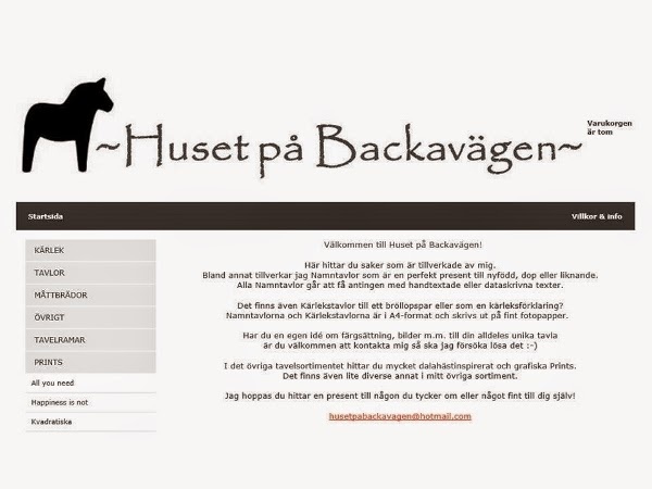 http://husetpabackavagen.shop.textalk.se/