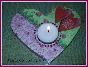 ***NEW Valentines Day Candle***