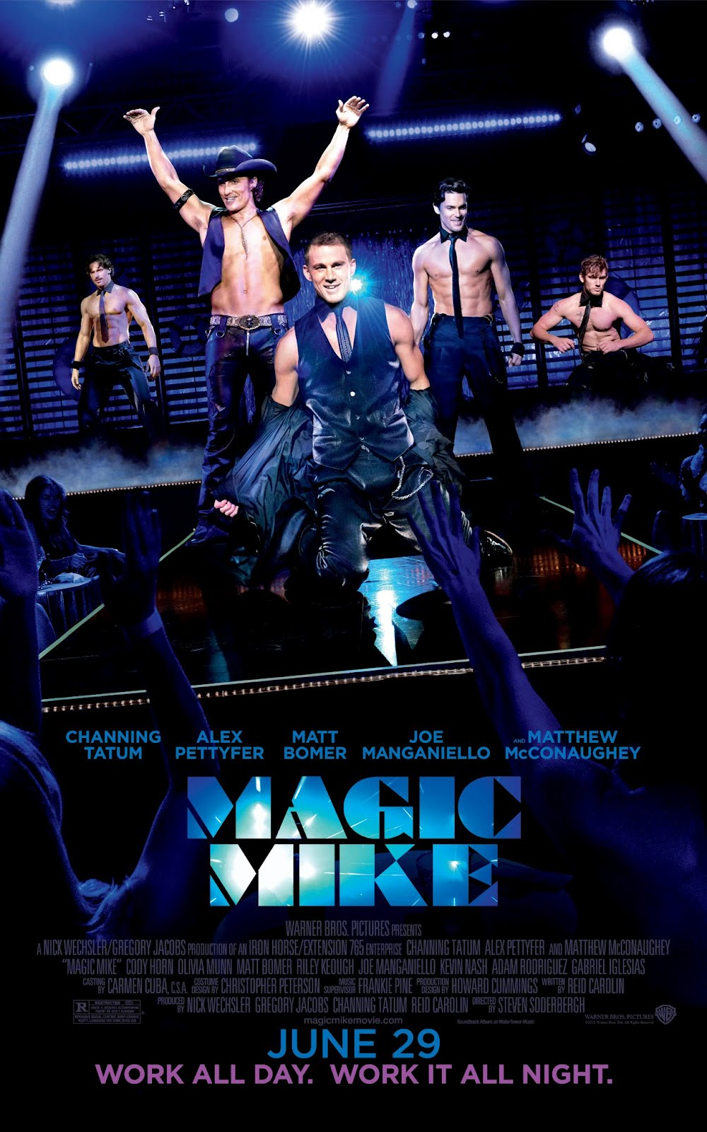 Watch Magic Mike Movie Online Free 2012