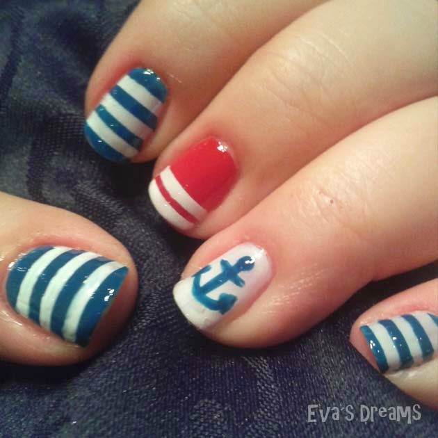Nails of the week: Nail Design - Ahoi