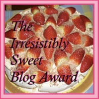 Blogger Award and Secret…
