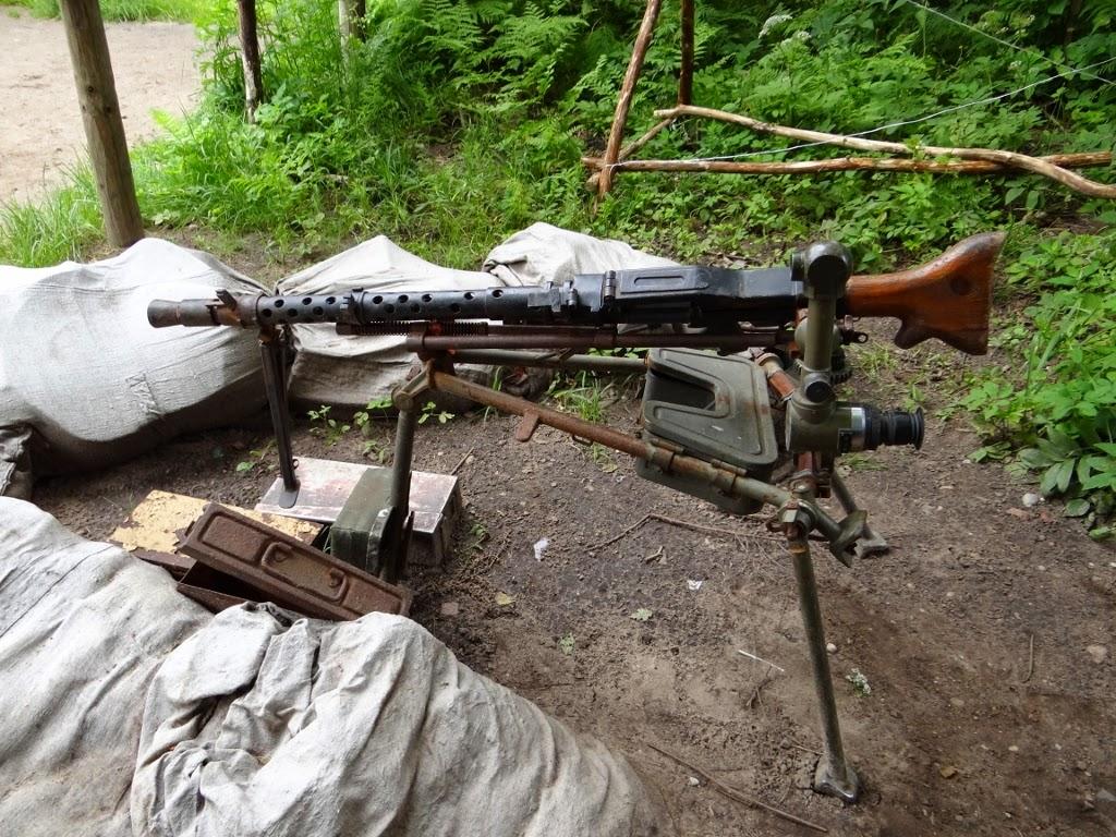 Bunkry Dowództwa Wehrmachtu w Mamerkach