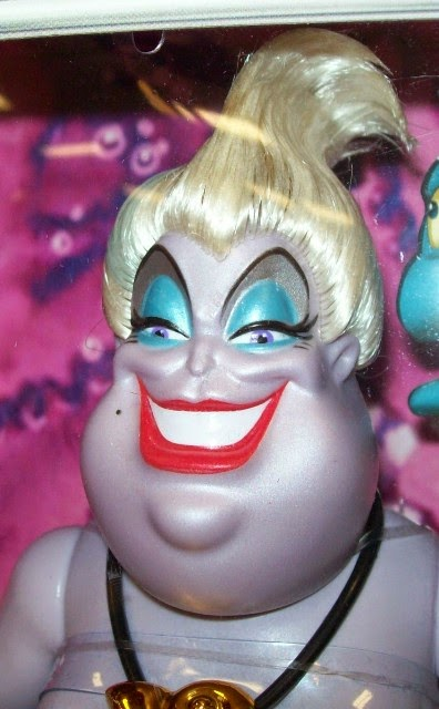 Disney Signature Collection Ursula face