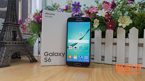 Những điểm nổi bật trên Samsung Galaxy S6 Docomo