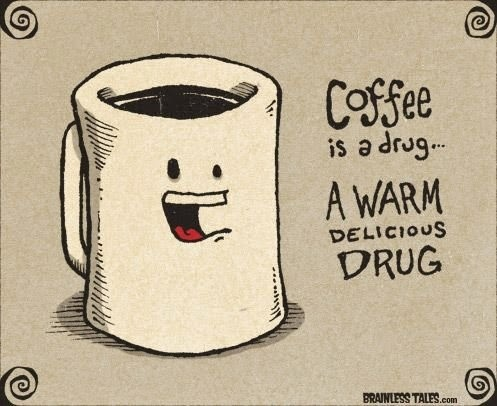 Coffee quotes for image