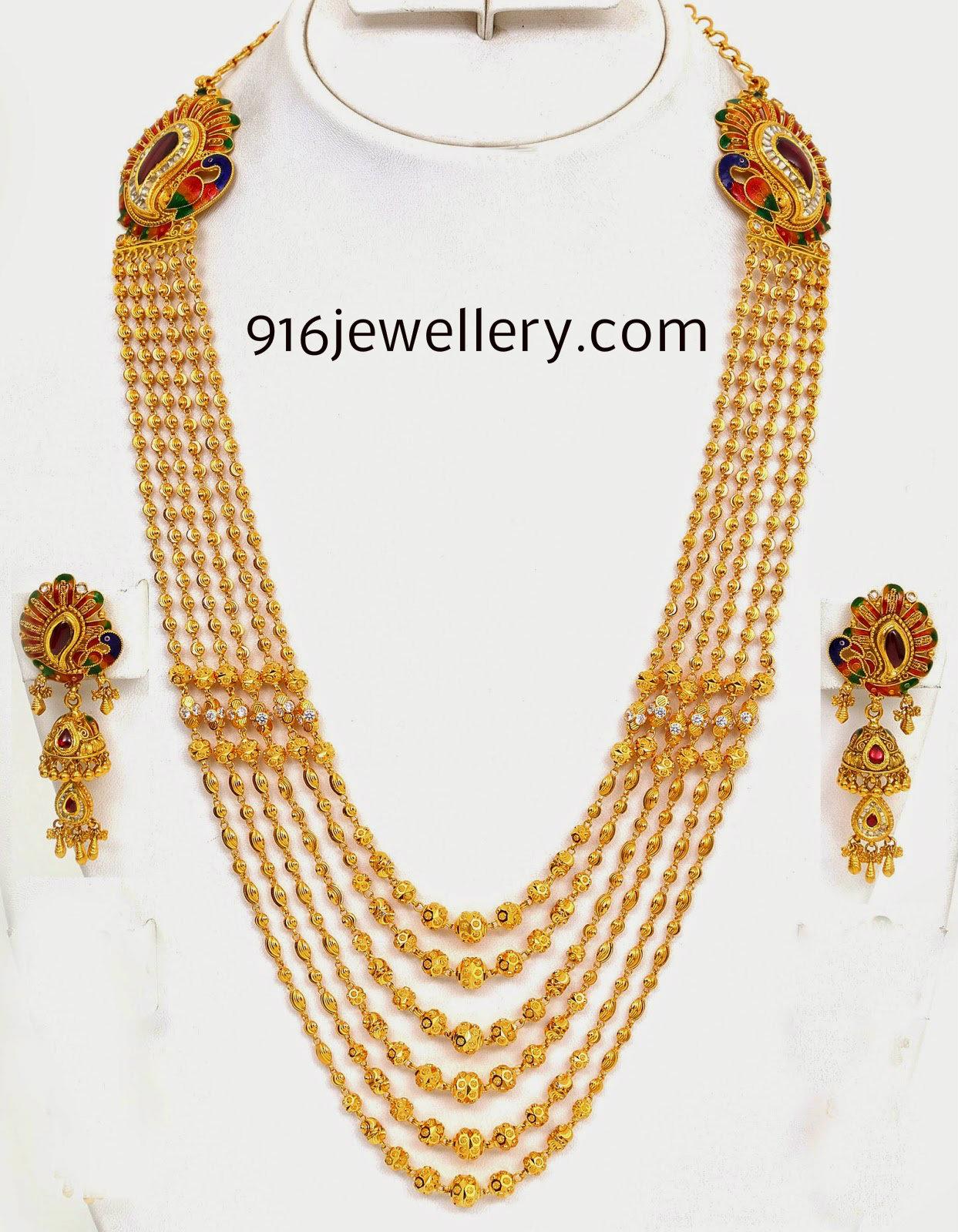 Best Of 916 Gold Jewellery Designs   Jewellry\'s Website