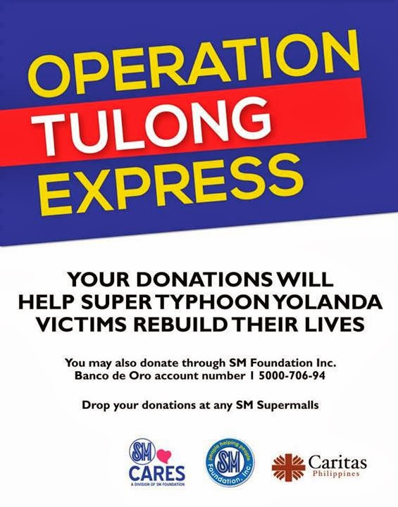 CebuOnlineTV-Yolanda-Donations-SM-Cares