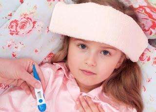 Πώς να ρίξεις τον πυρετό χωρίς φάρμακα! ! !