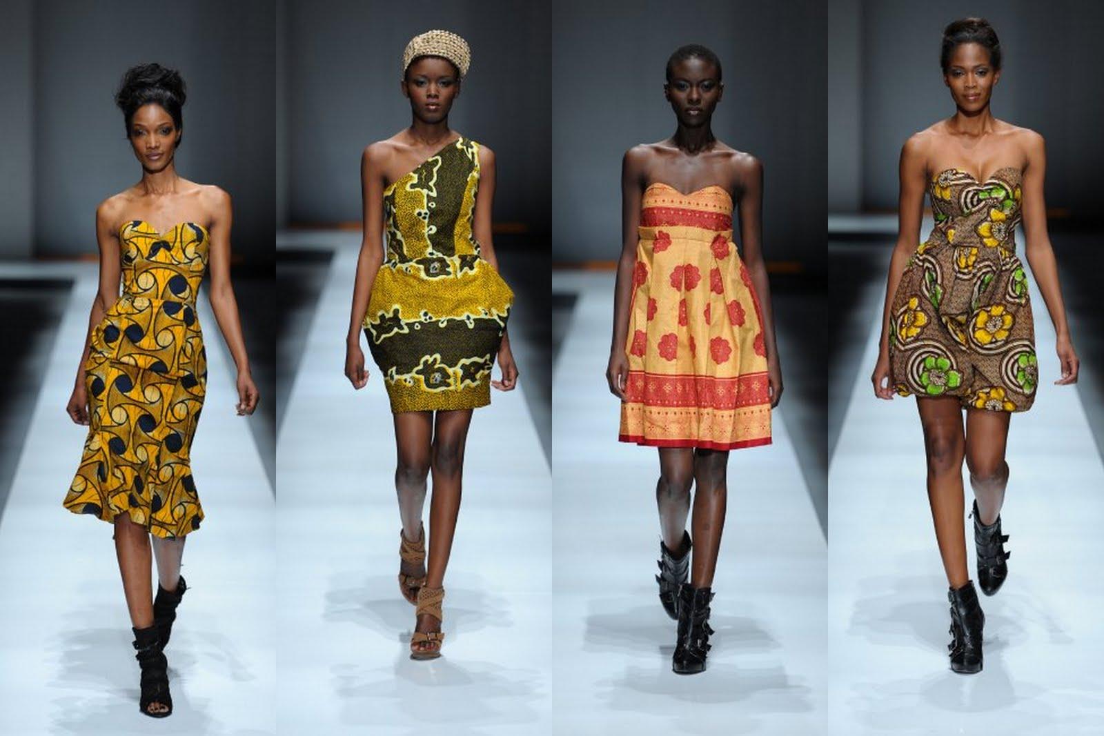 Sancara Blog Sull 39 Africa L 39 Africa Che Veste