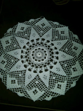 Bates Wedding Doily
