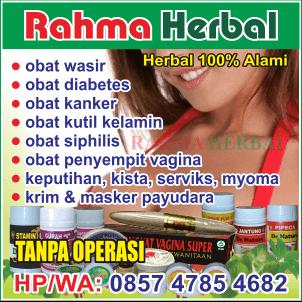 Apotik Rahma Herbal Online