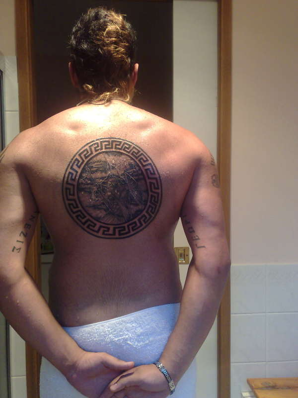 Ancient greek tattoos quotes