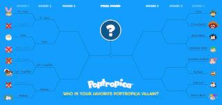 Poptropica Villain Showdown: The next four matchups!