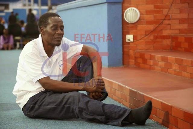 EFATHA MWENGE: MFUNGO WA MTEMBEO NA WA KUJIMIMINA KWA BWANA