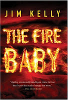 Jim Kelley The Fire Baby Bookcover