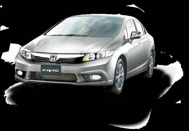 Thuê xe 4 chỗ Honda Civic