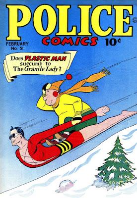 Police Comics #51