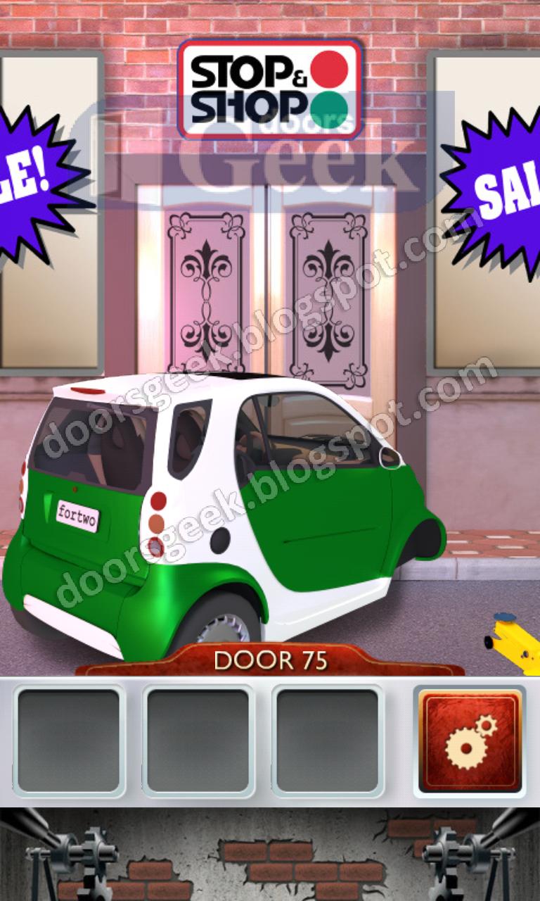 100 doors 2 level 75 doors geek for 100 doors door 6