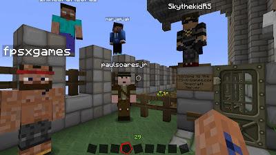 Minecraft paulsoaresjr