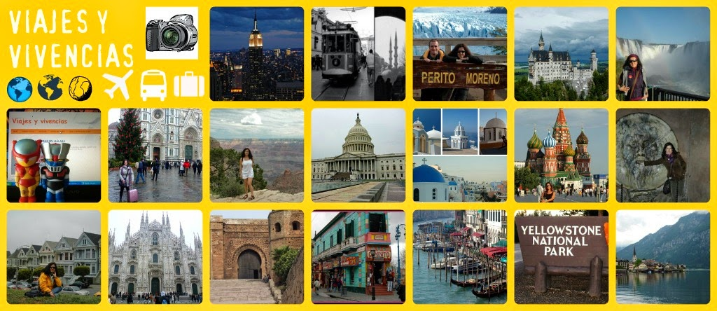 Viajes y vivencias