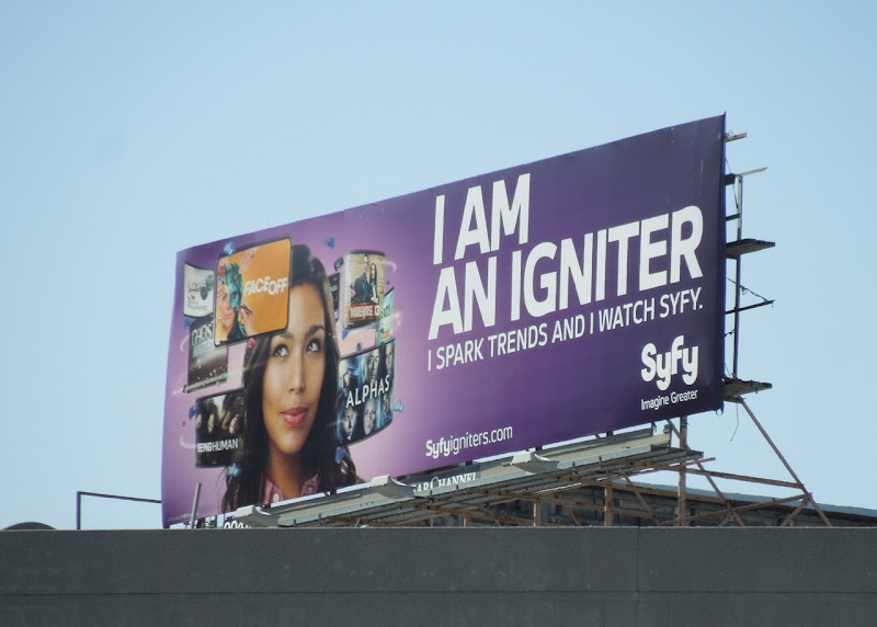 Igniter Syfy billboard May12