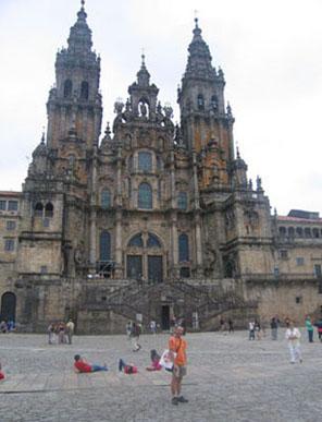 30 giugno 2013. A Santiago de Compostela.