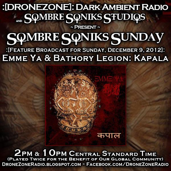 Emme Ya and Bathory Legion कपाल