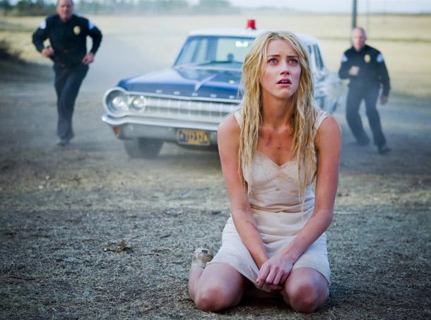 Amber Heard en 'Atrapada'