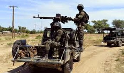 nigerian troop killed 20 boko haram fighters
