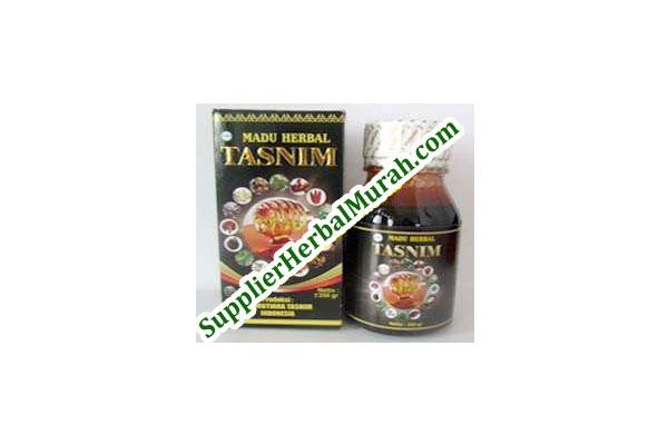 Madu Herbal TASNIM 17 in 1