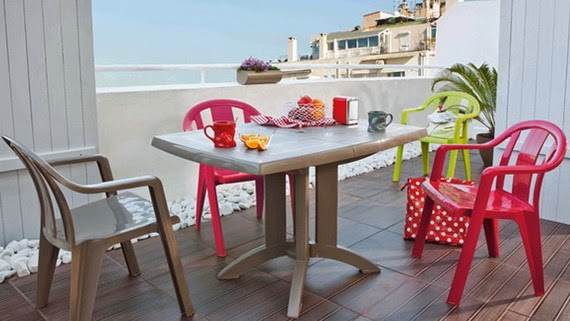 Colorful Outdoor Chairs | Vietnam Outdoor Furniture