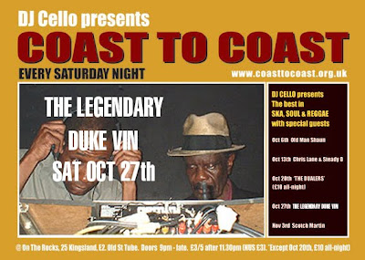 Coast To Coast flyer