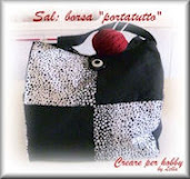 """La borsa """"portatutto"""" di Lella"""