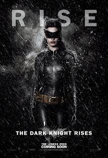 Poster da Mulher-Gato: O Cavaleiro das Trevas Ressurge