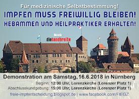 16.Juni in Nürnberg! Seid dabei!