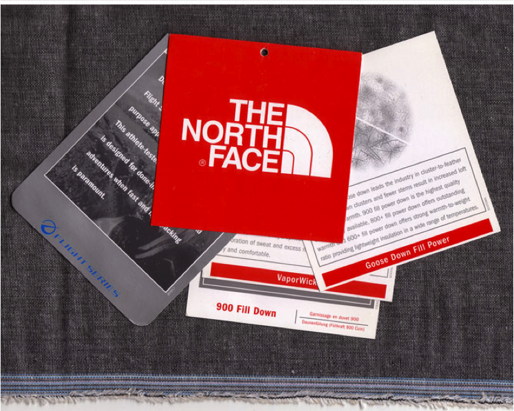 the north face taken
