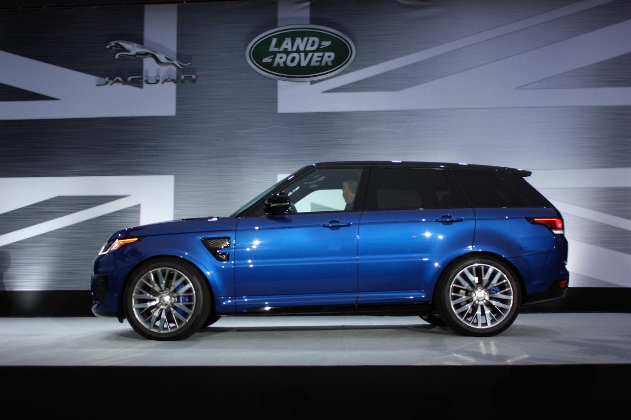 cars discourse 2015 land rover range rover sport svr. Black Bedroom Furniture Sets. Home Design Ideas