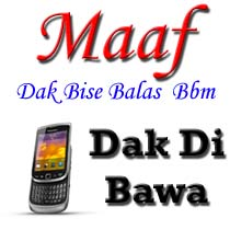 Display Pic Bbm - dak bise balas bbm