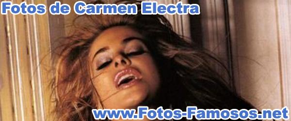 Fotos de Carmen Electra