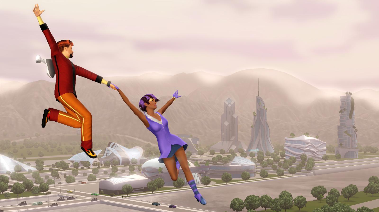 SimsTias - En Simsblogg/nyhetsajt: The Sims 3 In i Framtiden ...