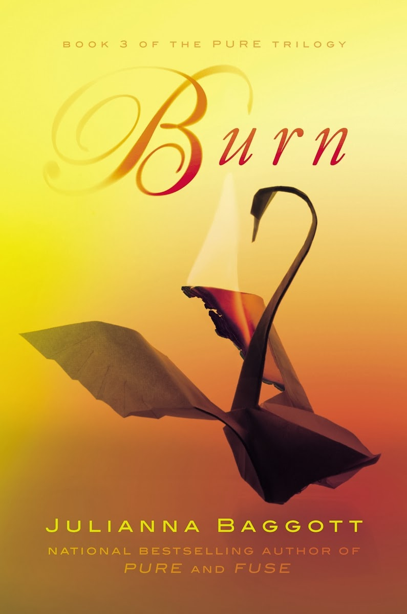 BURN -- the final book in the PURE TRILOGY