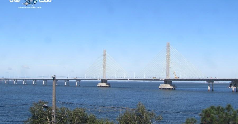 Ponte Anita Garibaldi: novo cartão postal de Santa Catarina