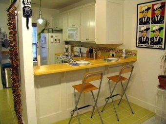 Cum sa construiesti un bar in bucatarie