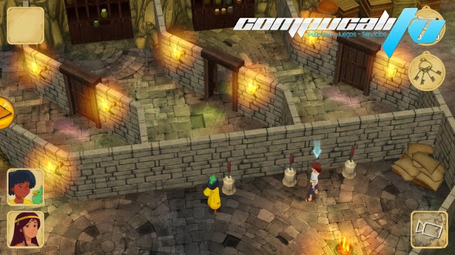 The Mysterious Cities of Gold Secret Paths PC Full Español