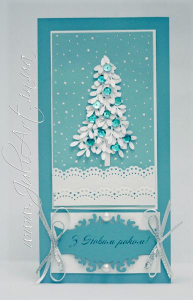 Как сделать снежинку из открытки