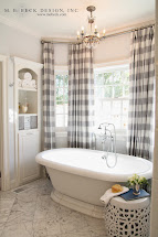 Bathroom Designs with Bay Window